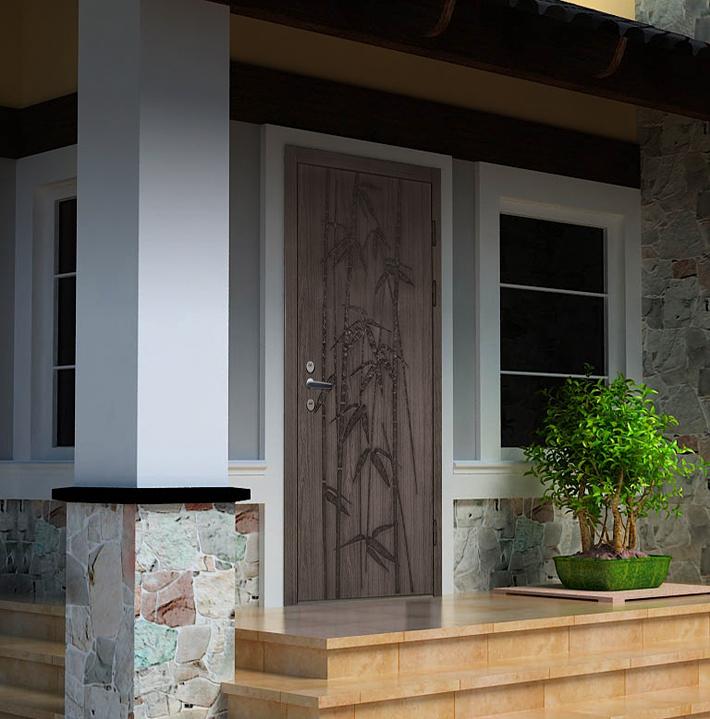 Как выбрать лучшую входную дверь для своего дома?