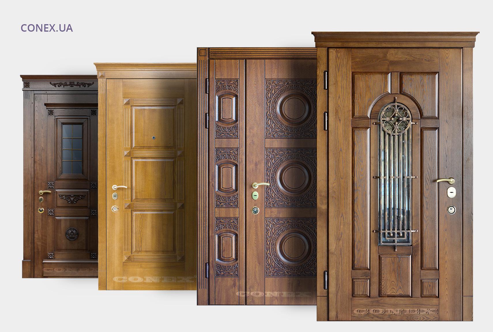 входная дверь Сonex