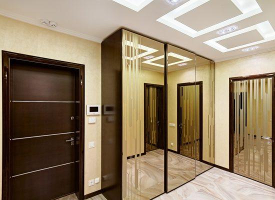 стальные двери в коридор москва