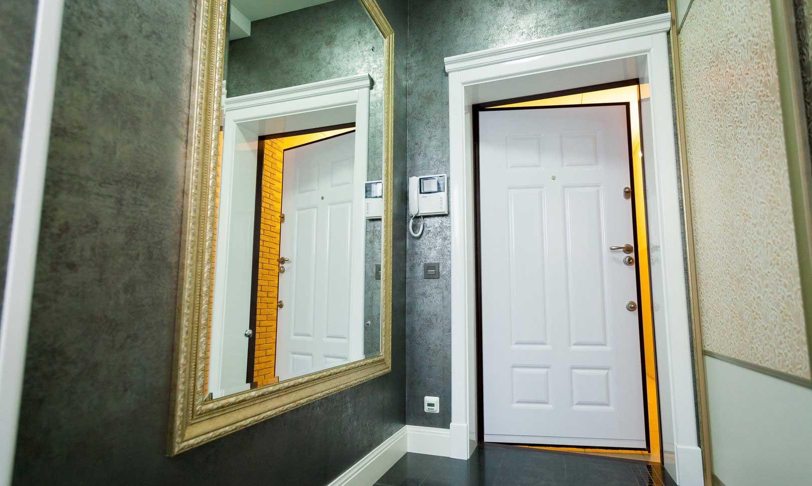 Какая входная дверь более надежна?