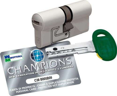 Mottura Champions C38