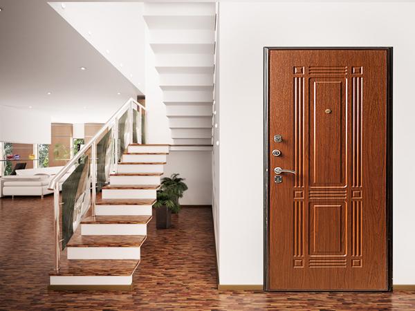 Шумоизоляция входной двери – важная составляющая качества