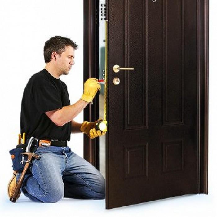 Как правильно замерить входную дверь?